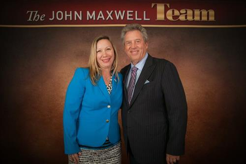 With Leadership Mentor John Maxwell