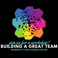 Workshop: Building A Great Team