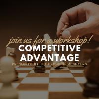 Workshop: Competitive Advantage