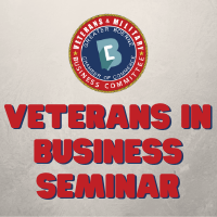 Veterans in Business Seminar