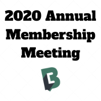 2020 Annual Membership Meeting
