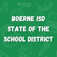Boerne ISD State of the District - Presented by Ford of Boerne