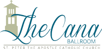 Cana Ballroom at St. Peter the Apostle Catholic Church, The