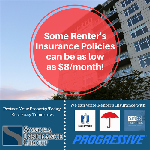 Need help with Renter's Insurance?