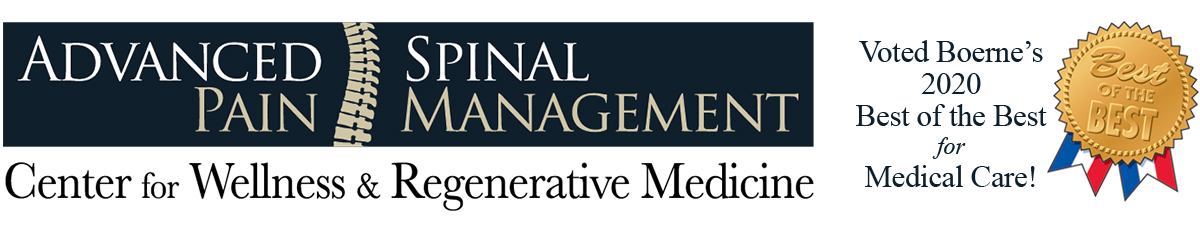 Advanced Spinal Pain Management/Center for Wellness & Regenerative Medicine