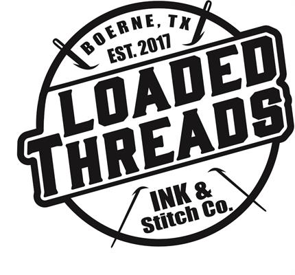 Loaded Threads Ink Stitch Co Embroidery Machine Operator Job