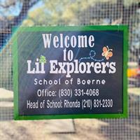 Lil Explorers School of Boerne