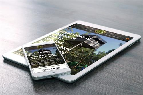 Texas Wildlife Supply  - New Website & Logo Redesign