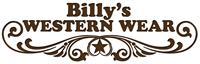 Billy's Western Wear