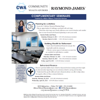 Community Wealth Advisors - Raymond James - Wylie