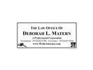 The Law Office of Deborah L. Matern, PC