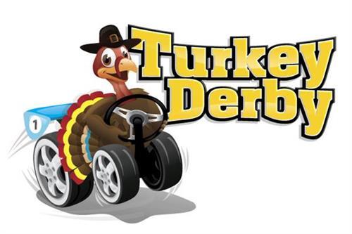 Ladies and Gentlemen, start your turkeys!