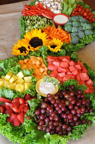 Veggie or Fruit Platter