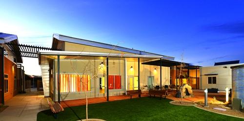 Primavera Foundation- Las Abuelitas Family Housing