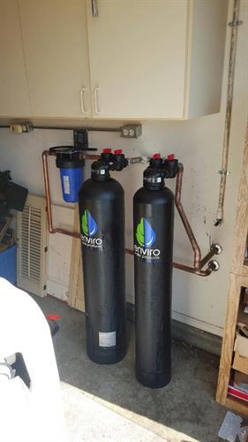 Enviro Water System Install