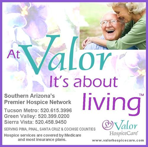 At Valor It's About Living!