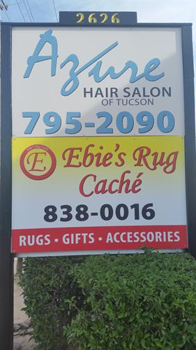 Great neighbors --> Azure Hair Salon