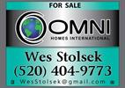 Wes Stolsek, Omni Homes International