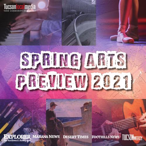Sprintg Arts Preview 2021