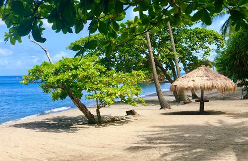 Anse Chastenet, St. Lucia, August 2018