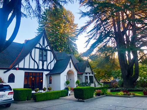 Candlelight Inn, our residence, November 2018