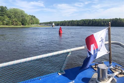 Coastal Maine lighthouse cruise, June 2019