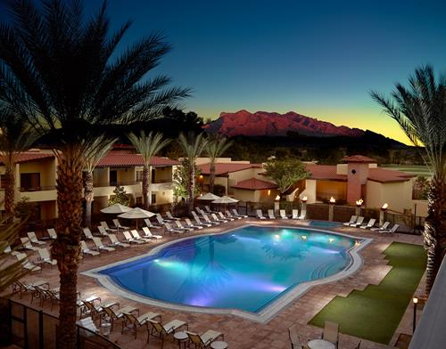 Omni Tucson National Resort Pool