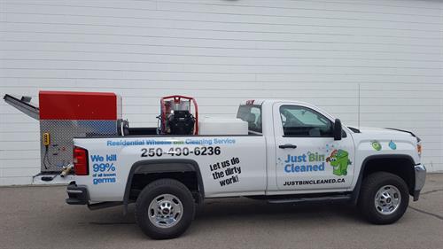 Residential Wheelie Bin Cleaning Service