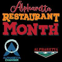 Alpharetta Restaurant Month 2021 Card Sales