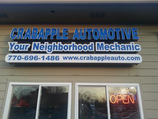 Crabapple Automotive