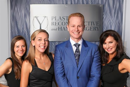 The talented team at Y Plastic Surgery