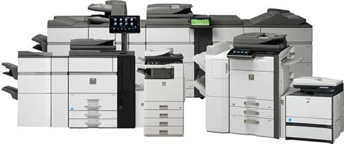 Sharp Copiers - #1 brand for copiers in Atlanta