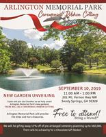 Member Event - RIBBON CUTTING FOR NEW GARDENS