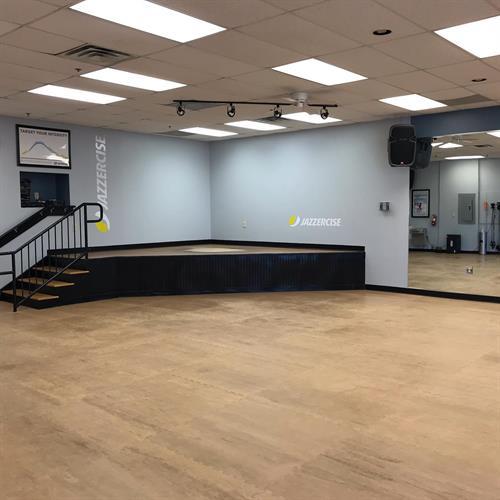 Dance Floor facing stage