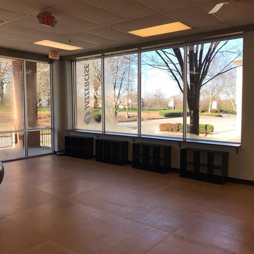 Dance Floor facing front