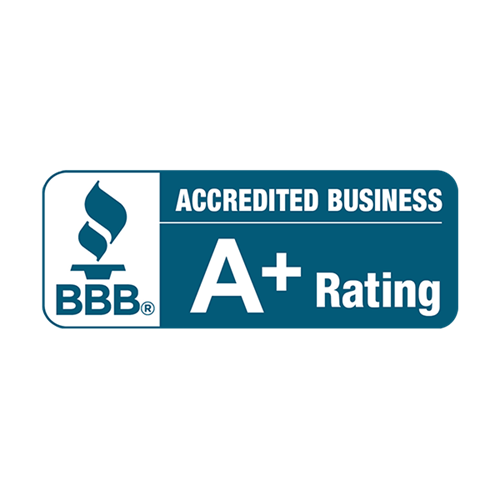 BlueKey has an A+ BBB Rating