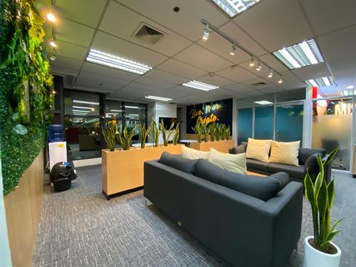 Intelegencia Office