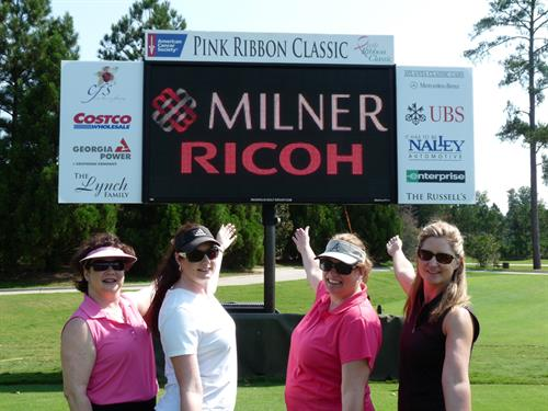 Charity Golf Tournaments
