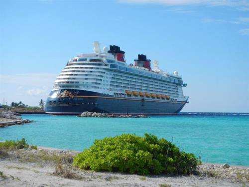 The beautiful Disney Dream