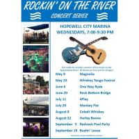 Rockin' on the River Concert Series at Hopewell Marina (Band: Harley Boone)