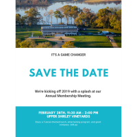 2019 Annual Membership Meeting & Recognition Ceremony