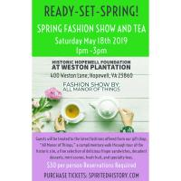 Ready-Set-Spring Fashion Show and Tea