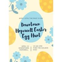 Hopewell Downtown Easter Egg Hunt