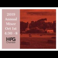 2019 Annual Mixer