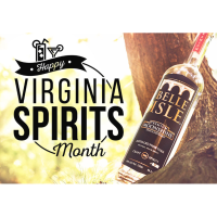 Where to Taste Virginia Craft Spirits near Hopewell and Prince George, VA