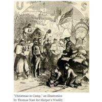 What Was Christmas Like During the Civil War in Hopewell and Prince George County, Virginia?