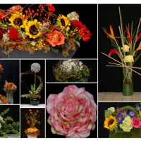 Happy National Floral Design Day from Hopewell and Prince George County, Virginia