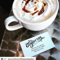 New Coffee Shop and Art Gallery Opens in Downtown Hopewell, Virginia