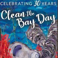 Clean the Bay Day 2018 in Hopewell, Virginia