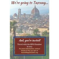 Have Chamber, Will Travel: Tuscany 2019
